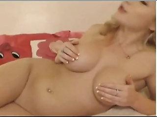 Sexy Blonde Smoking on Cam cigarettes   - combocams.com