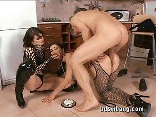 BDSM Master domination