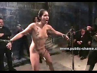 Indian girl gets abused by horny men